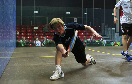 Tomlinson Success At North Wales Open