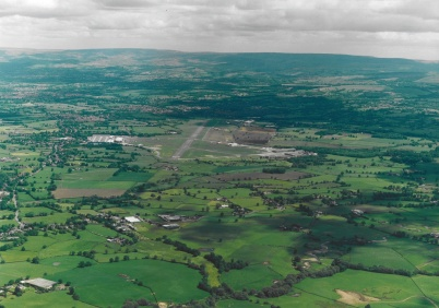 Revised Plan for Woodford Aerodrome
