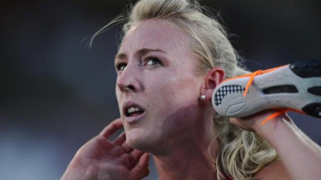 Simpson Confident Of Making Olympic Games