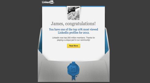 Onside Hit LinkedIn Top 10