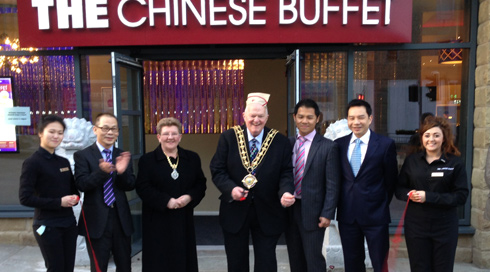 The Chinese Buffet Hits Yorkshire For Six