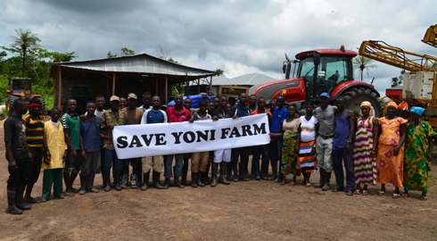 African Land Investors Warn FCA: Hands Off Yoni Farm