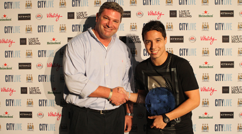 ICP Networks Net Man City Award