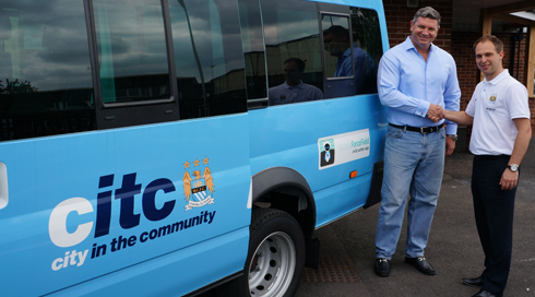 CITC Hit The Road With Mobile Force Field