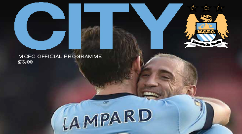 Man City Promote Mobile Force Field