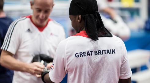 Olympic Champion Nicola Adams Exclusive