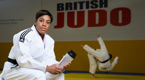 Olympic Judo Hope Nekoda Davis Exclusive
