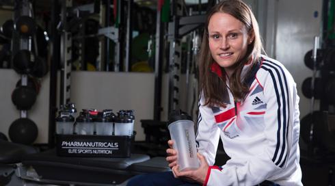 Louise Damen Team GB Marathon Exclusive