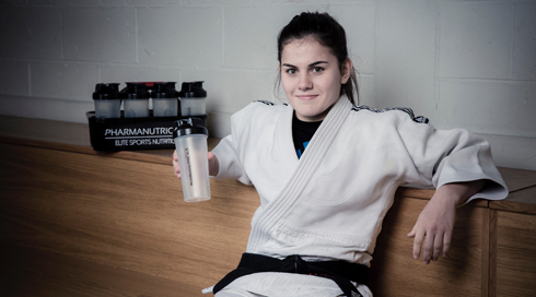 Judo Star Jemima Yeats Brown Loves To Fight