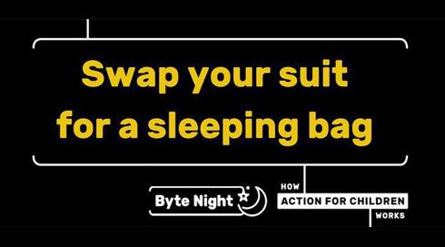 Byte Night Fundraiser For Homelessness