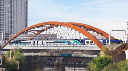 Datum Part Of Ordsall Chord Success