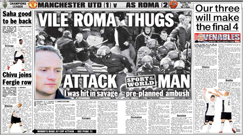 Liverpool Fans Beware: There's No Place Like Rome