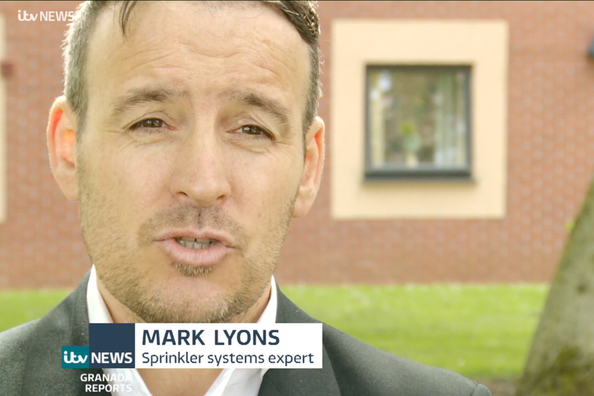 ITN News Feature Protect24 Fire Sprinkler Retrofit