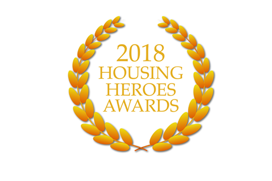 Protect24 Present Housing Heroes Award