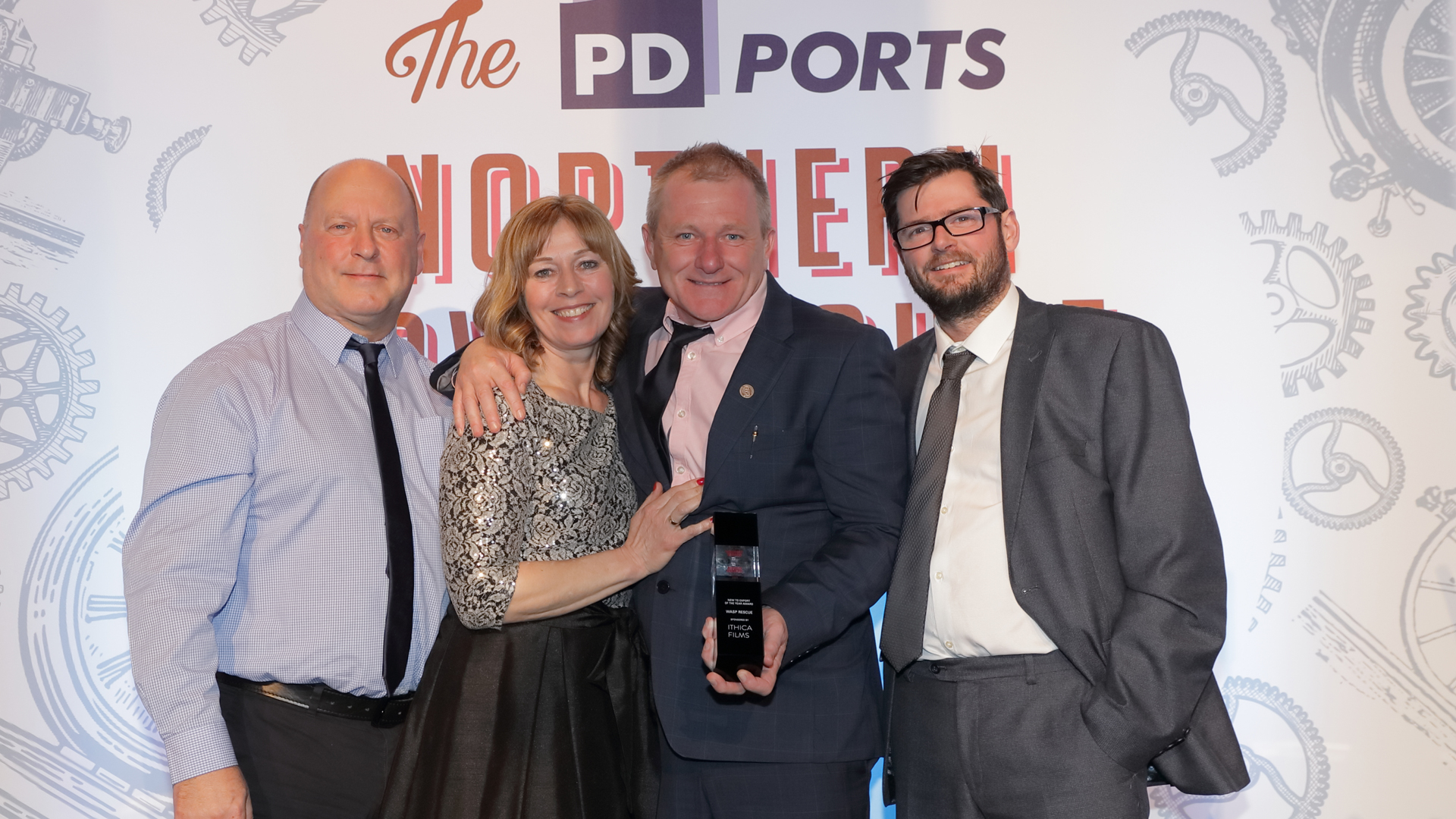 WASP Hailed Northern Powerhouse Export Winners