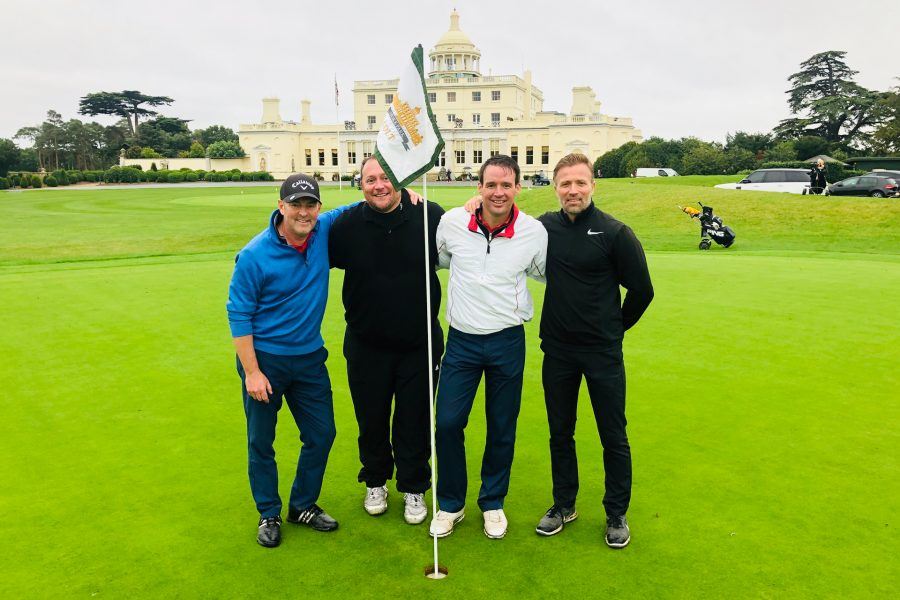 Football Writers Golf Day 2019