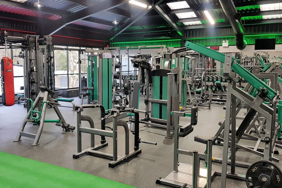 Thrive Gym Turn to Onside PR
