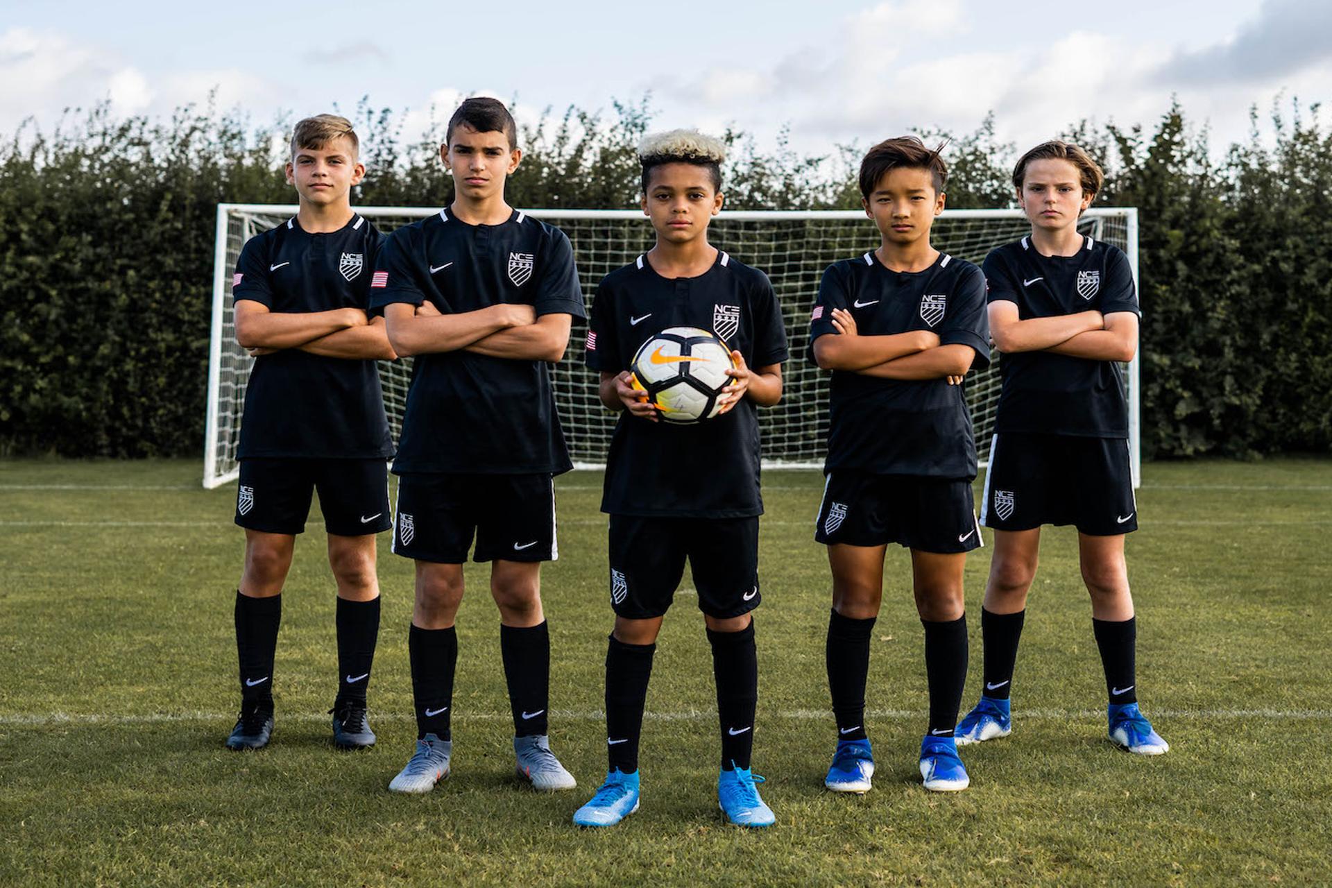 NCE Soccer