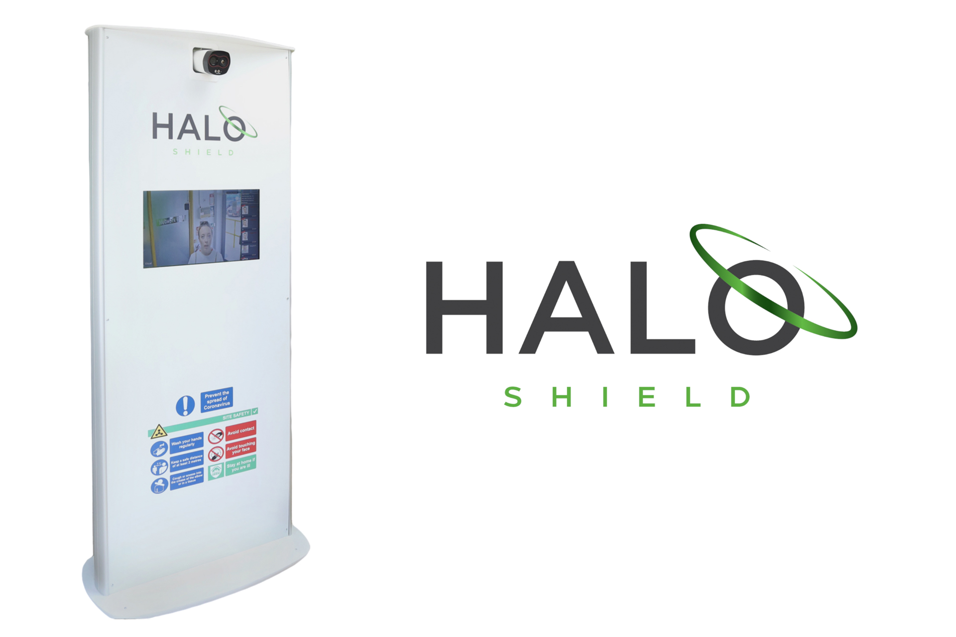 Halo Shield Protects British Business From Covid-19