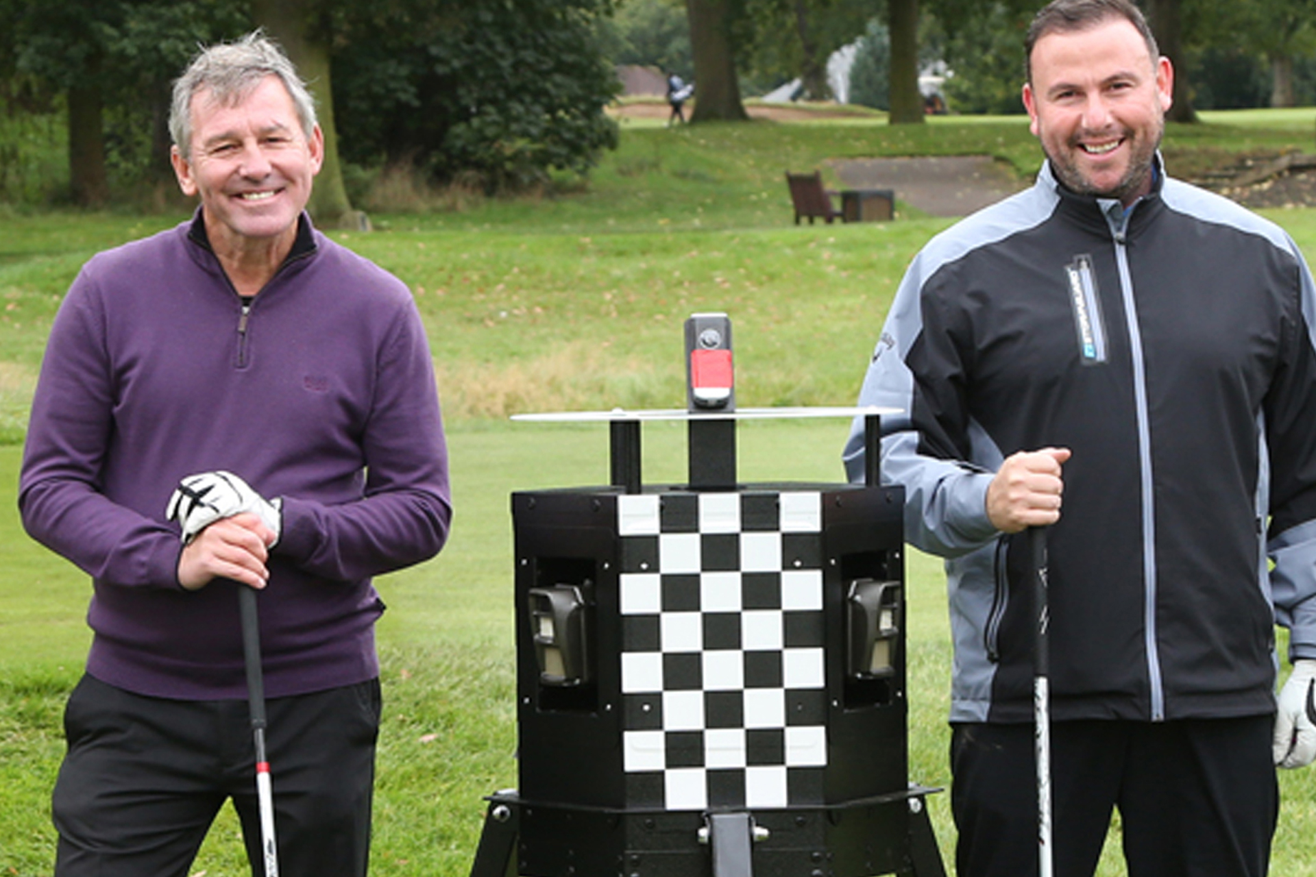 Red CCTV Golf Day Raise Thousands For The Christie